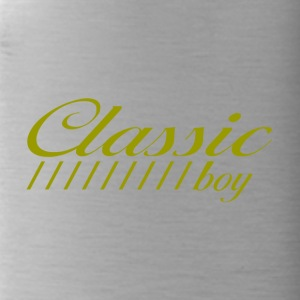 ClassicBoyGold - Trinkflasche