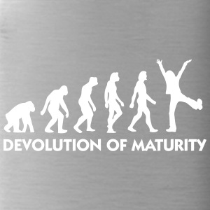 The Evolution Of Maturity - Water Bottle