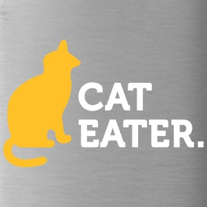 Macho Quotes: Ik Eet Katten! - Drinkfles