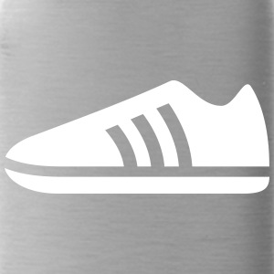 A Blue Sports Shoe - Water Bottle
