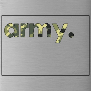 Army Camouflage - Water Bottle