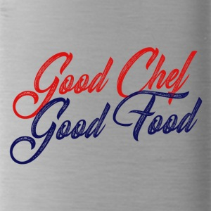 Cook / Chef: Good Chef - Good Food - Drinkfles
