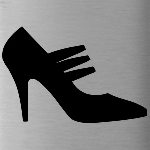 Vector highheels Silhouet - Drinkfles