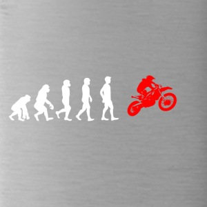 EVOLUTION motorcross biker motorfiets - Drinkfles