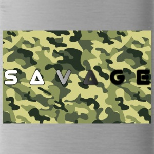 Savage camo premium - Water Bottle