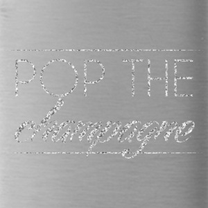 Sylvester / Año Nuevo: Pop The Champagne - Cantimplora