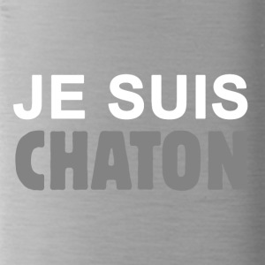 Je suis chaton - Gourde