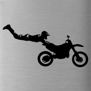 dirt bike stuntman - Borraccia