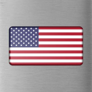 USA transparent - Bidon