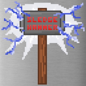 Sledge Hammer Pixel - Borraccia