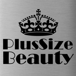 Plus Size Beauty - Trinkflasche
