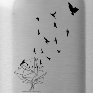 The Birds {Die Vögel} for a Limited time - Trinkflasche