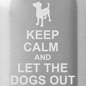 Keep Calm Dog Hotel - Drikkeflaske