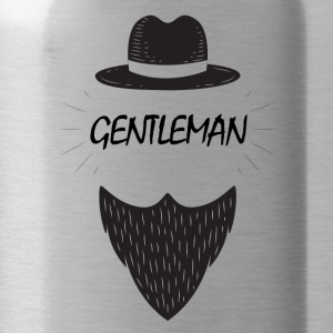 gentleman - Water Bottle