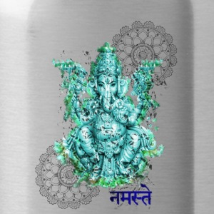Ganesh for fortune - Trinkflasche