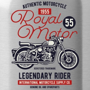Royal motor2 - Drinkfles