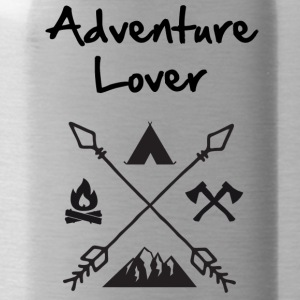 Adventure Lover - Water Bottle