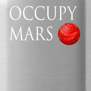 Occupy Mars Space - Vattenflaska