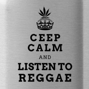 CEEP CALM REGGAE (Dark Label) - Cantimplora