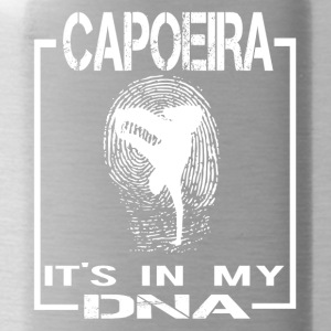 CAPOEIRA it's in my DNA - Water Bottle