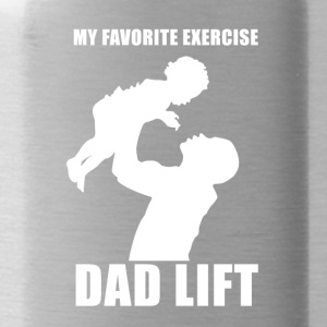 Dad Lift - Trinkflasche
