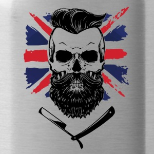 Union Jack barbu - Gourde