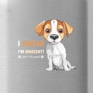 T-shirt per animali domestici | Innocent Jack Russel - Borraccia