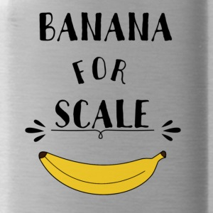 Banana For Scale - Water Bottle