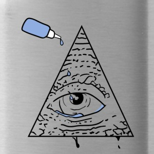 All Seeing Eye - Trinkflasche