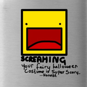 Halloween Screaming - Water Bottle