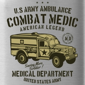 US Army Ambulance2 - Trinkflasche