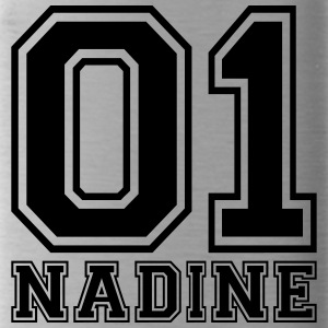 Nadine - Name - Water Bottle