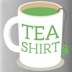 Camicia Tea -  - T-shirt con tazza da tè - Borraccia