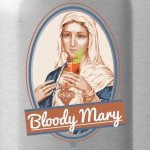 Bloody Mary and drink - Water Bottle