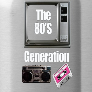 the 80's - Water Bottle