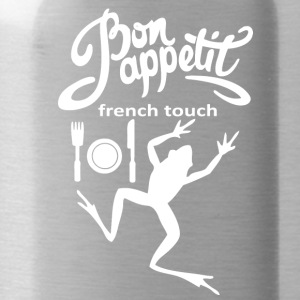 Bonappetit wite - Water Bottle