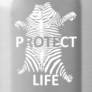 protectlife wite - Trinkflasche