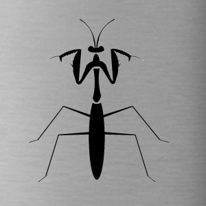 praying mantis - Water Bottle