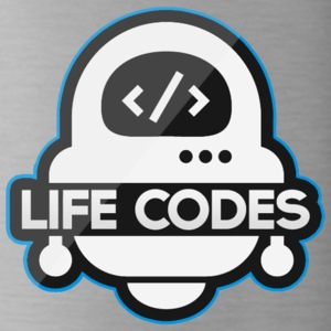 Life Codes Robot - Water Bottle