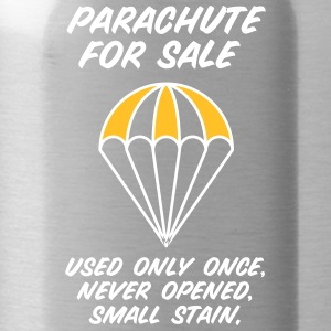 Parachute For Sale.Only Once Opened! - Water Bottle