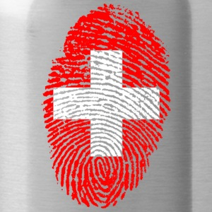 Fingerprint - Svizzera - Borraccia