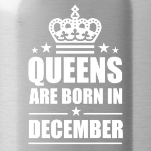 December Queen - Water Bottle
