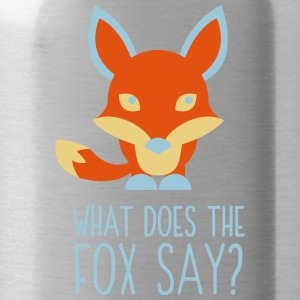 What DoesThe Fox Say? - Water Bottle
