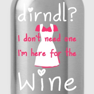 Dirndl? I don't need one, I'm here for the wine - Drinkfles