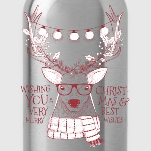Merry Christmas! - Water Bottle