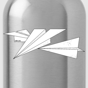 Triple paperplane - Water Bottle