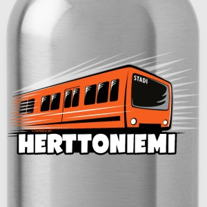 09-HERTTONIEMI METRO - Eastern Helsinki - Water Bottle