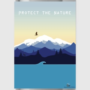 Protect Nature - Water Bottle