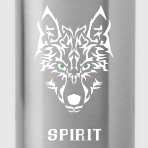 Wolf Spirit. * Best-seller* - Gourde