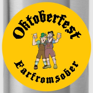 Oktoberfest FarFromSober Far From Sober - Water Bottle